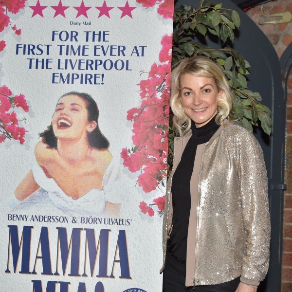Mama Mia At The Liverpool Empire