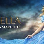 Disney's Cinderella (2015) Movie Banner