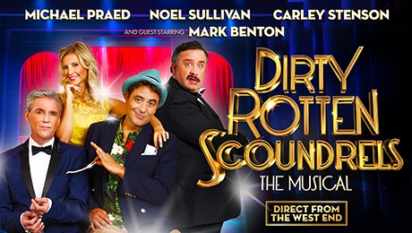 Dirty Rotten Scoundrels!