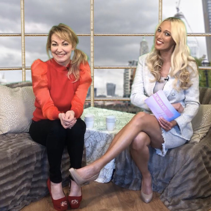 On The Sofa With Hayley