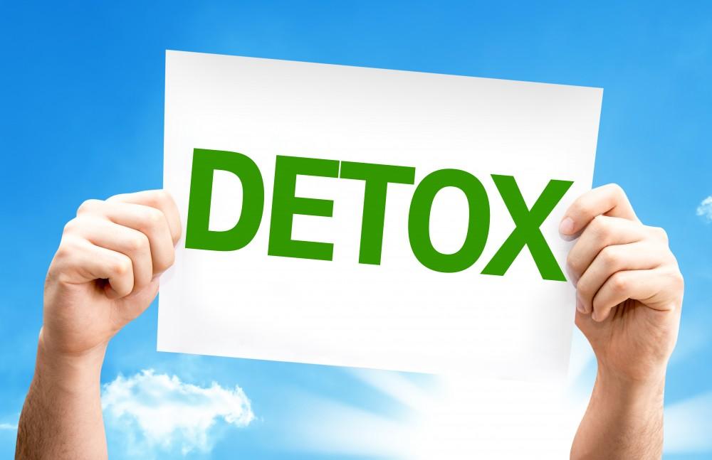 Getting Toxin Free
