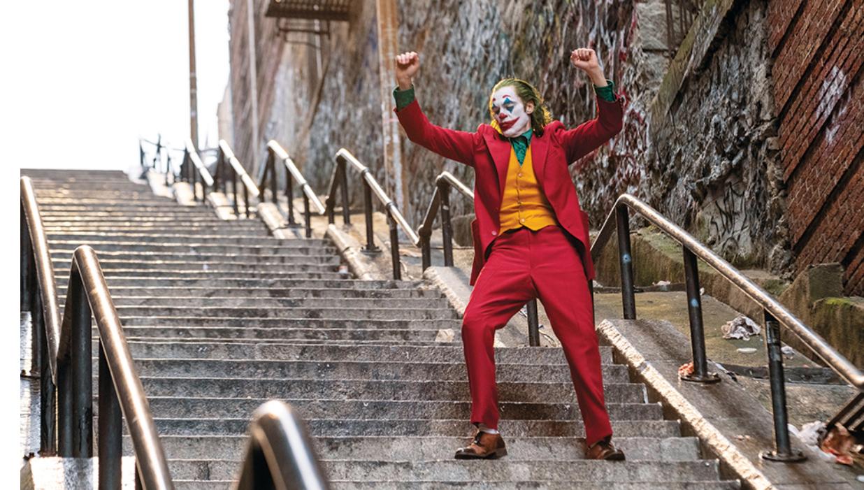 Marvel At The Joker!