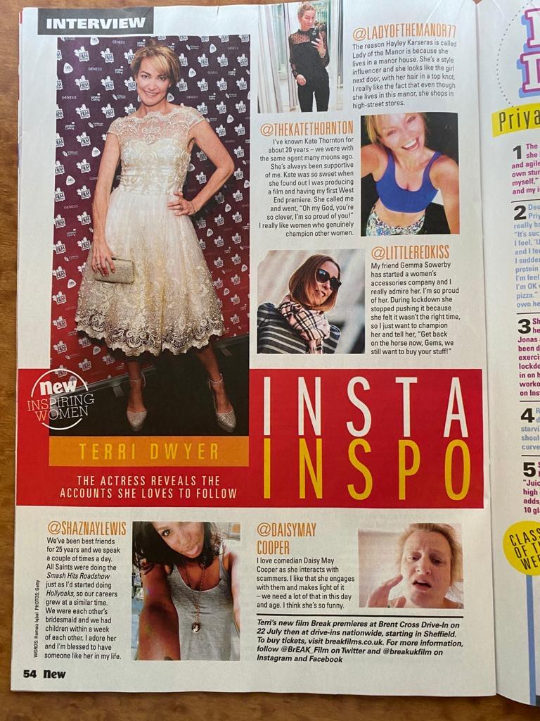 New Magazine – Insta Inspo